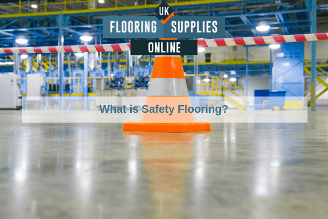What is Safety Flooring?