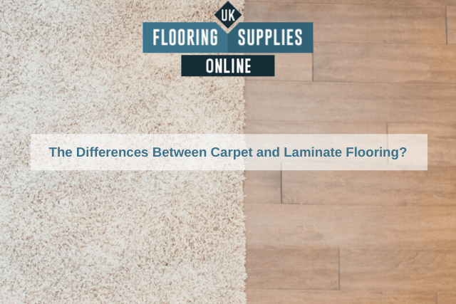 The Differences Between Carpet and Laminate Flooring_