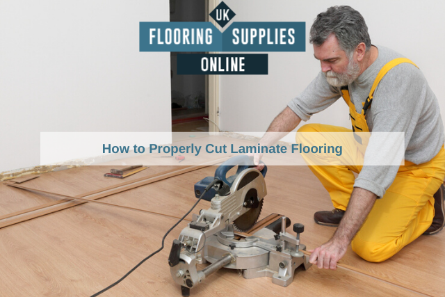 How to Properly Cut Laminate Flooring